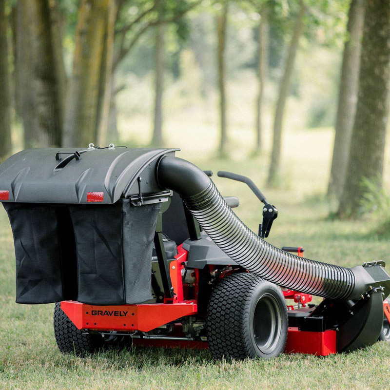 Gravely Mower Leaf Cleaner