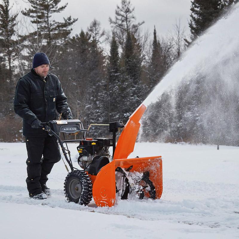 Nice Snow Blower